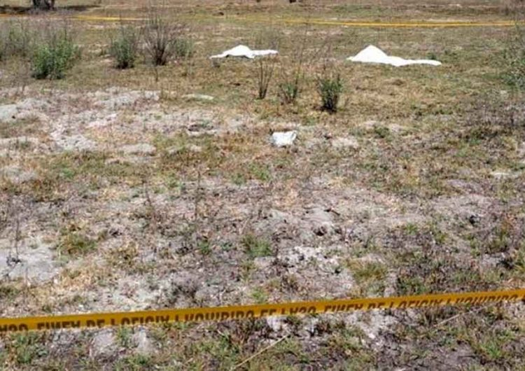 Hallan a dos hombres ejecutados en Texmelucan