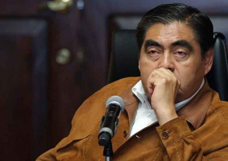 Sube de tono el proceso electoral en Puebla, Barbosa criticó a dirigentes de Morena