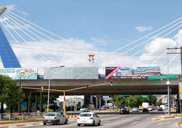 Tras tragedia en CDMX revisarán puentes de Puebla