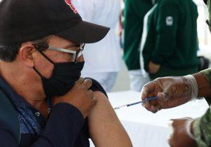 Vacunación de docentes rezagados se realizará en la Isla San Marcos el 18 y 19 de mayo
