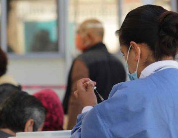 Anuncian vacunación anti Covid a personas de 50 a 59 años en municipios de la Sierra Norte