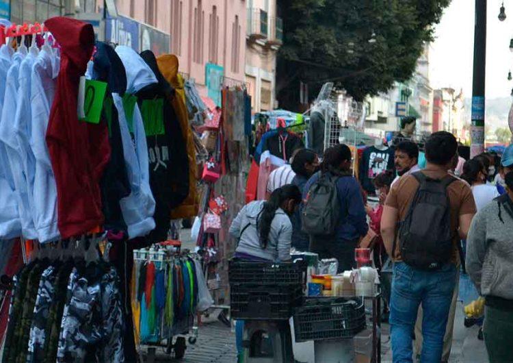 Barbosa: vamos a ir por los ambulantes mafiosos que hasta droga venden