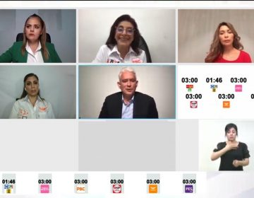 Demandar a Bonilla por retener fondos de Tijuana, propuesta de candidatos en debate
