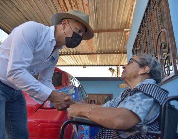 Se compromete Antonio Arámbula a apoyar a personas con discapacidad en Jesús María