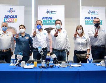 En Aguascalientes ganará el PAN este 6 de junio: Marko Cortés