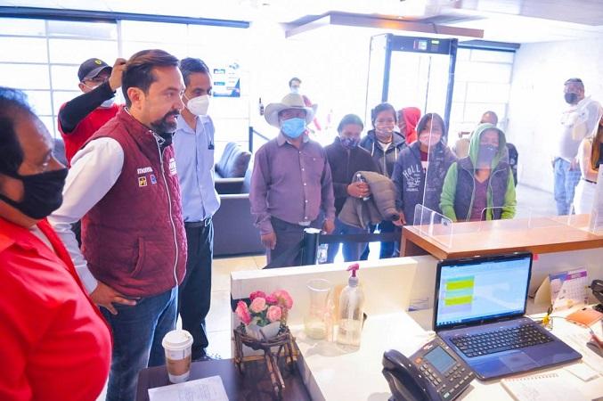 Interpone Arturo Ávila denuncia por acusaciones del PAN contra sabotaje de pozos