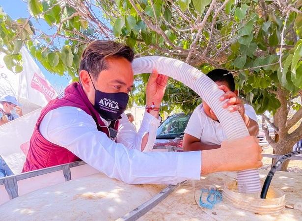 Atenderemos primero a los pobres de Aguascalientes: Arturo Ávila