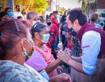 Asegura Arturo Ávila ser el candidato con más propuestas a la alcaldía de Aguascalientes
