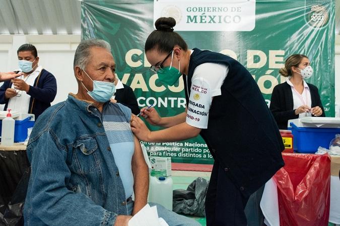 El martes comenzarán a aplicarse segundas dosis de vacuna anti-Covid en el municipio de Aguascalientes