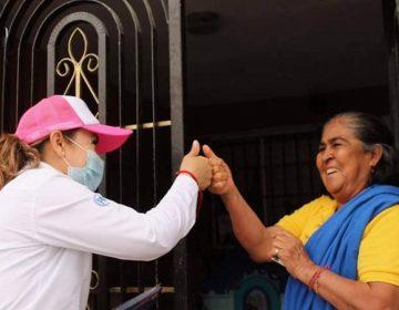 Propone Laura Ponce creación de guarderías y lactarios en Jesús María