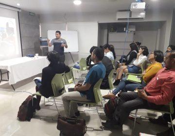 Anuncian taller para diseño de proyectos de desarrollo