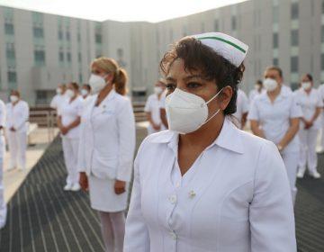 Reconoce gobierno estatal labor de enfermeras y enfermeros de Aguascalientes en su día