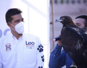 Firma Leo Montañez alianza con ambientalistas de Aguascalientes