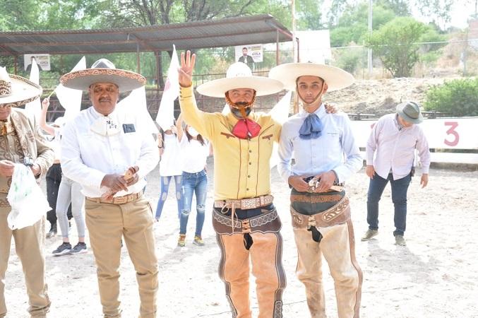 Propone Arturo Ávila creación del Instituto de Charrería Municipal en Aguascalientes
