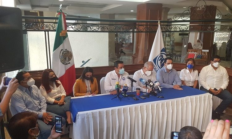 Cambia PAN cuatro candidatos a diputados locales por sentencia de tribunal electoral