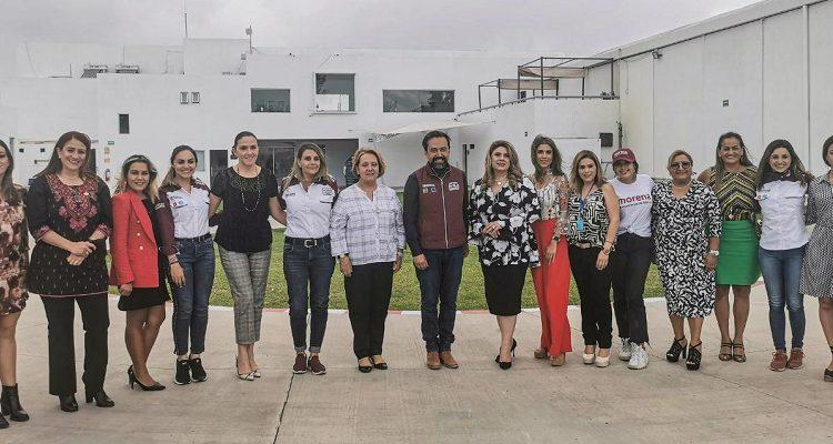 Mujeres serán factor de transformación en gobierno de Arturo Ávila