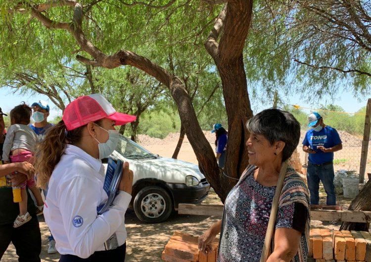 Laura Ponce será una aliada para impulsar los mejores proyectos en Jesús María