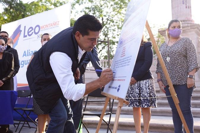 Firma Leo Montañez alianza estratégica con el sector turístico y cultural de Aguascalientes