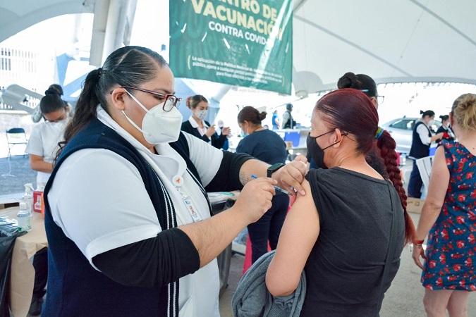 Este domingo continúa vacunación de adultos mayores de 50 años en Aguascalientes; apellidos de la A a la Z
