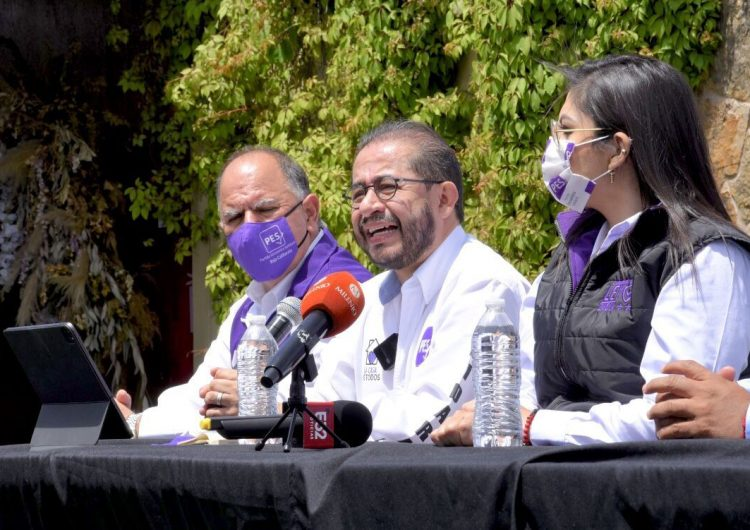 Reimprimir boletas y promover registro de Leyzaola, demanda del PES al INE