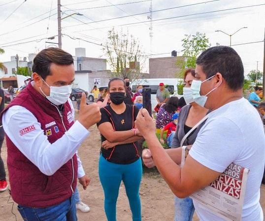 Cuidar el medio ambiente será prioridad para Arturo Ávila
