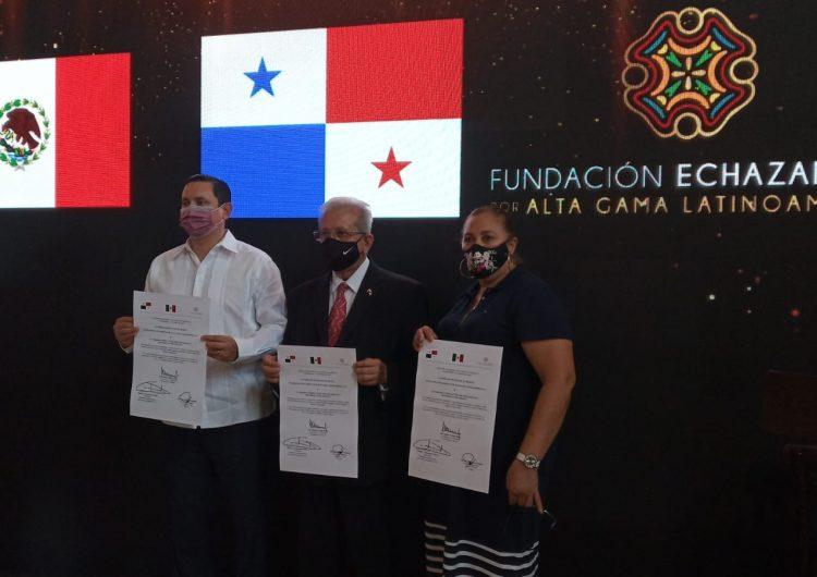 Fundación Echazarreta y Panamá firman convenio de hermanamiento