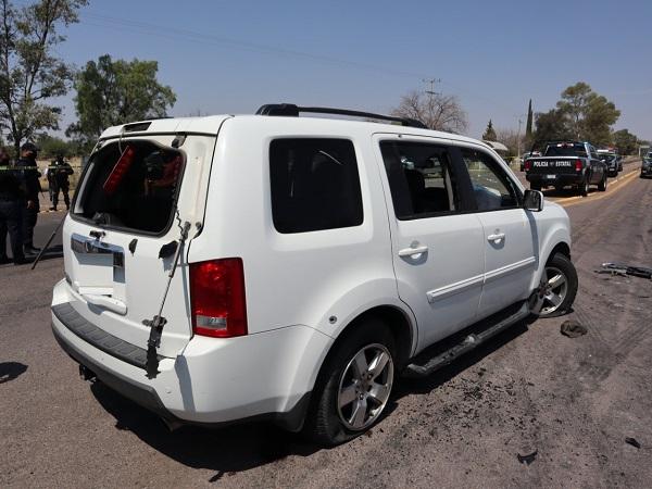Balacera y persecución entre policías estatales y un presunto delincuente provocan terror en carretera 70 poniente