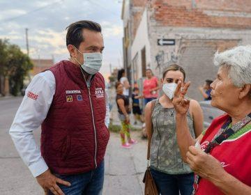 Vecinos del oriente de Aguascalientes se suman a proyecto de Arturo Ávila