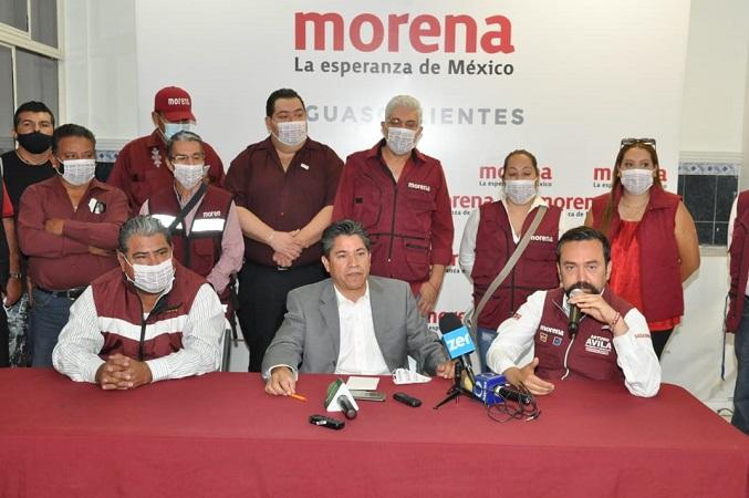 Se suman fundadores de MORENA a proyecto de Arturo Ávila