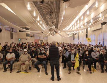 Ramos refrenda compromiso con transportistas de Tijuana