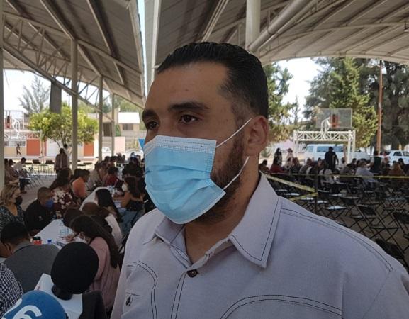 En dos semanas se podría comenzar a vacunar a mayores de 40 años en Aguascalientes