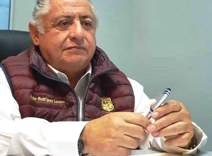 Otorga MP protección a Rodríguez Lozano tras publicaciones sobre expropiar su casa