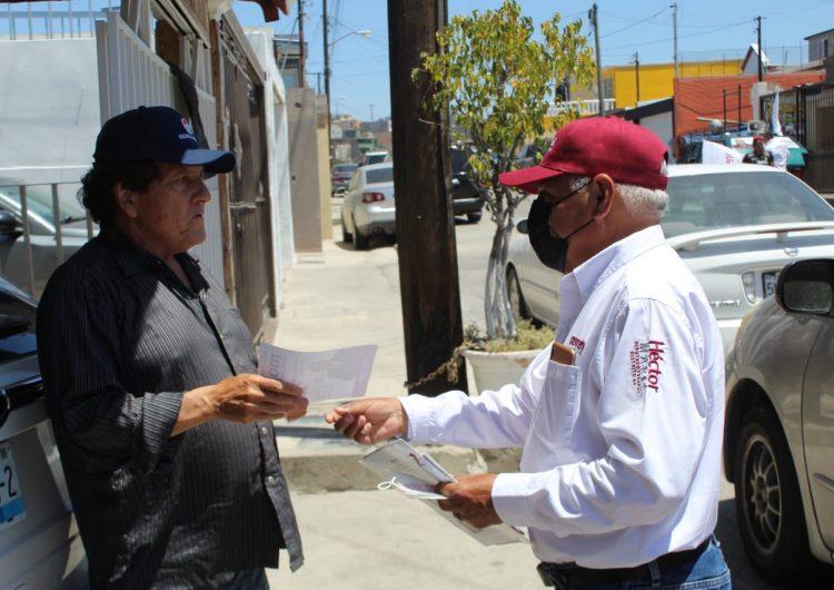 Pide Héctor Mares votar por Morena para consolidar la cuarta transformación