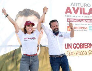 Pide Arturo Ávila voto masivo a favor de MORENA el 6 de junio