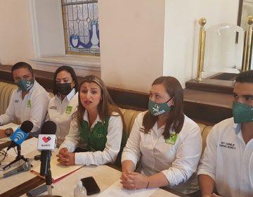 Se bajan nueve candidatos del PVEM; denuncian violencia política de género