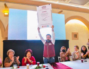 70% de mi gabinete será ocupado por mujeres: Arturo Ávila