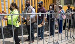 Covid-19: México ha aplicado más de 9 millones de esquemas…
