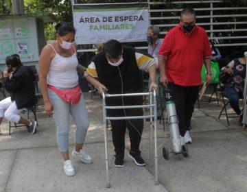 México inicia la vacunación a embarazadas en la CDMX; se han aplicado 9,637,032 esquemas completos