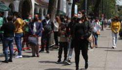 México rebasa las 220,000 muertes a causa del covid-19