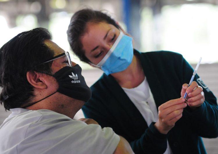 En México se han aplicado 11,384,107 esquemas completos de vacunación anticovid
