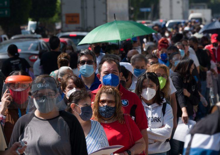 México acumula 2,483 casos confirmados de covid-19 y 265 muertes