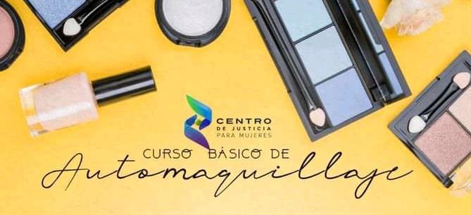 Polemiza curso de maquillaje para mujeres por la Fiscalía General de Aguascalientes