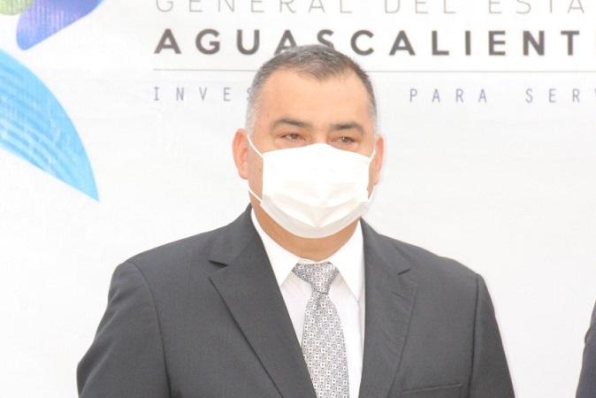 Nombran a Rafael Lomelí Martínez como comisario de la Policía Ministerial de Aguascalientes