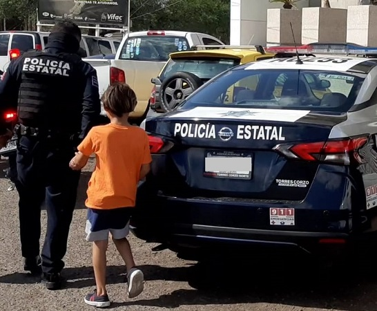 Pareja abandonaba a sus cuatro hijos para salir a robar; los niños fueron rescatados en un hotel de Aguascalientes