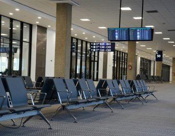 Volaron a Cancún en cuatrimestre 38% menos pasajeros que en 2019