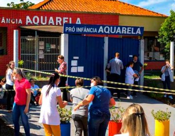 Tres niños son asesinados a cuchilladas en una guardería; el agresor se clava el cuchillo en el cuello