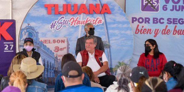 Promete Hank inversión millonaria en vialidades de Santa Fe