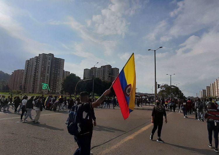 Colombia: ONU pide garantizar libertad de protesta y el acceso a los alimentos