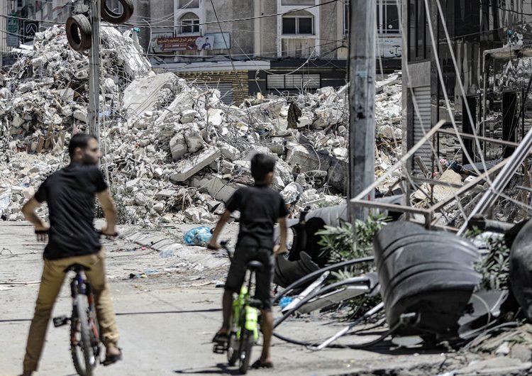 La ONU pide a Israel facilitar acceso de ayuda humanitaria a Gaza; van 413 palestinos heridos en 4 días