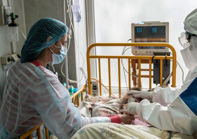 Covid-19: OPS asegura que unidades de cuidados intensivos en el continente americano están desbordadas